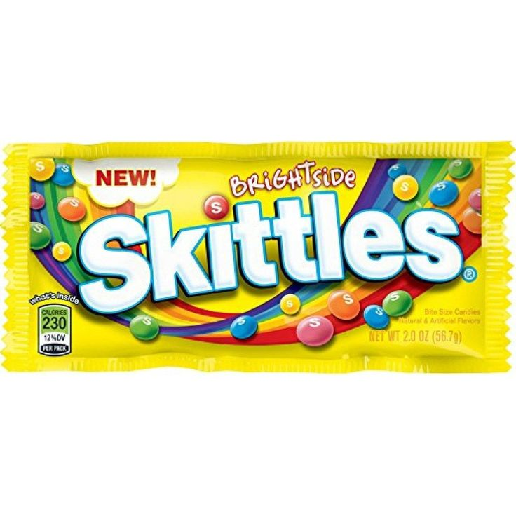 Skittles Brightside for just $2.00. . . . #Chocolate #CandyBuffet #PartyFavors #Gifts #GummyBears #DarkChocolate #BulkCandy #Sweets #Candy #Canada #OnlineCandy #SourCandy #Taffy #OnlineCandyStore #Caramel