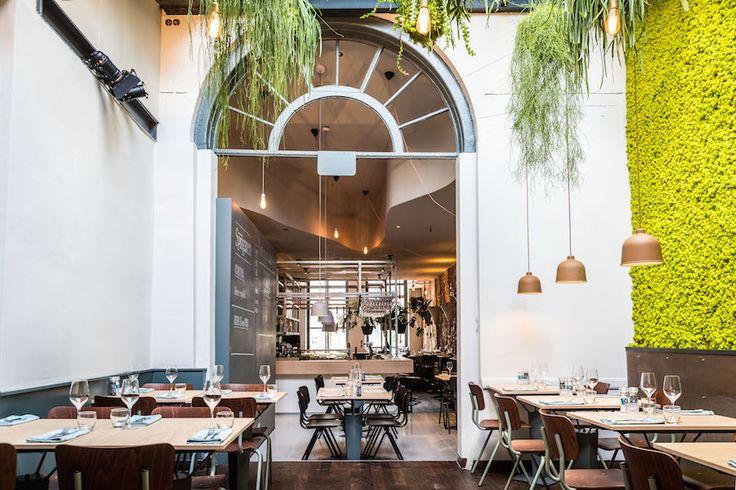 Bij restaurant & proeflokaal Spingaren in Amsterdam draait alles om charcuterie! Van vlees tot vis en groente & tafelzuur: alles komt op de plank.