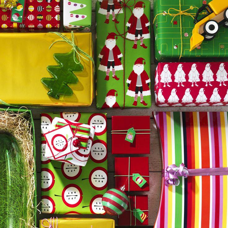 Carta, colori e fantasia per rendere unici i vostri regali più belli.