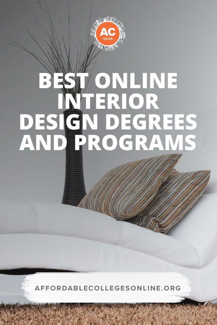 Studying For Your Online Practical Course Interior Design Degree