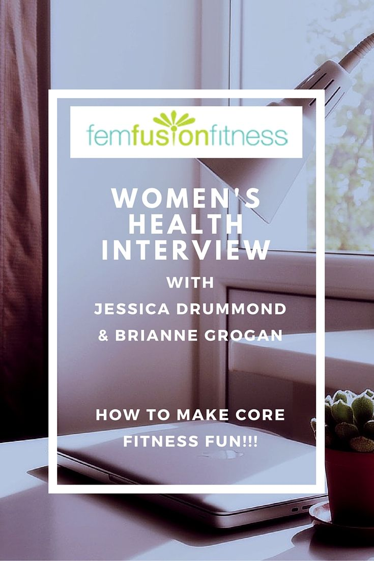 Women's health discussion with health experts, Jessica Drummond and Dr. Brianne Grogan. Listen to this fun interview about a new core exercise to help women of all ages, especially for those postpartum! These women talk about how to get your body back to looking and feeling its best!