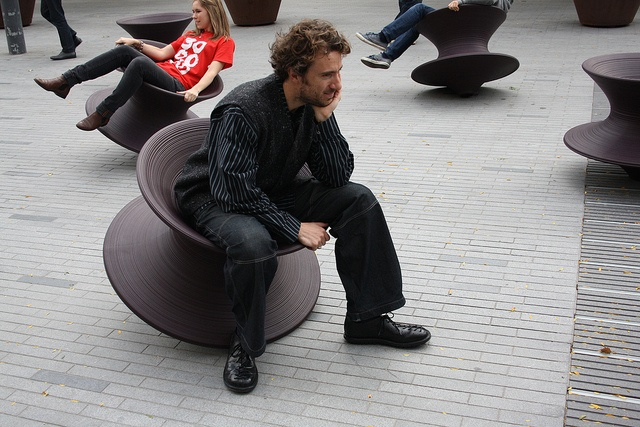 Spinning Top Chairs OMG What brilliance  Someday  My Homes Gonna Have That  Furniture