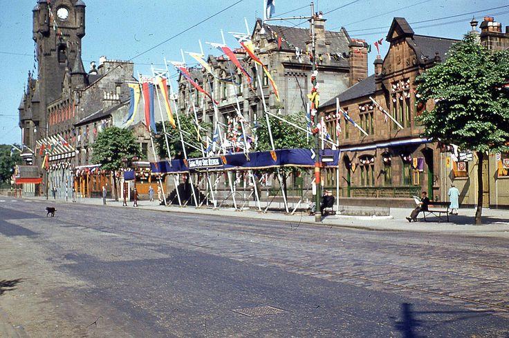 Rutherglen 1953