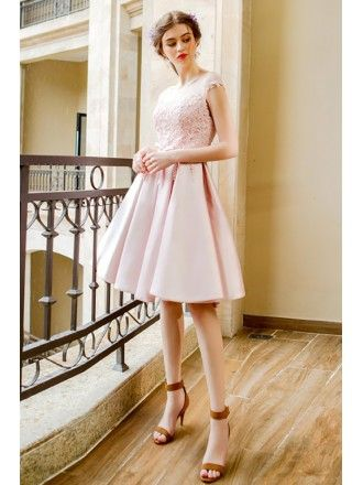 2f518d630b6 Stunning Blush Pink Long Formal Satin Prom Dress Sleeveless Wholesale   T69009 - GemGrace.com in 2019
