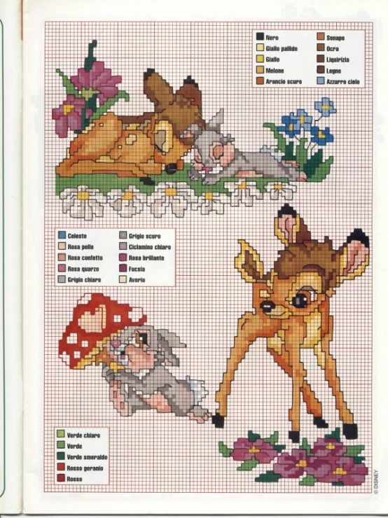 1000 images about punto croce schemi on pinterest for Immagini disney punto croce