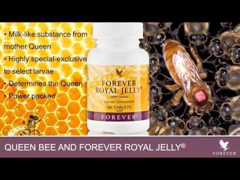 Forever Living Royal Jelly Benefits for Human Body