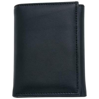 """Here A Great Wallet For Any Man At A Great Price,   Great Gift To Give Too  Features genuine leather exterior. Fits easily into your front or back pocket. Space for credit cards and license.   Measures 4"""" x 3-1/4"""" x 5/8"""".   Gift boxed."""