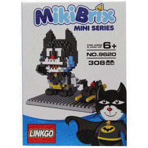 LEGO Nano Block Linkgo Doraemon Batman :  - Di lengkapi Panduan Perakitan yang detail & mudah di mengerti - Bahan berkualitas super, rapi dan halus - Ready Stock - Merek Linkgo - Terdiri dari 308 Pcs Bricks / partnya - Merupakan mainan edukasi untuk meningkatkan kreativitas dan imajinasi _ Untuk Anak-anak usia 6+ - Untuk Model lain silahkan cek produk dan harganya di lapak kami : www.bukalapak.com/indosoccerstarz