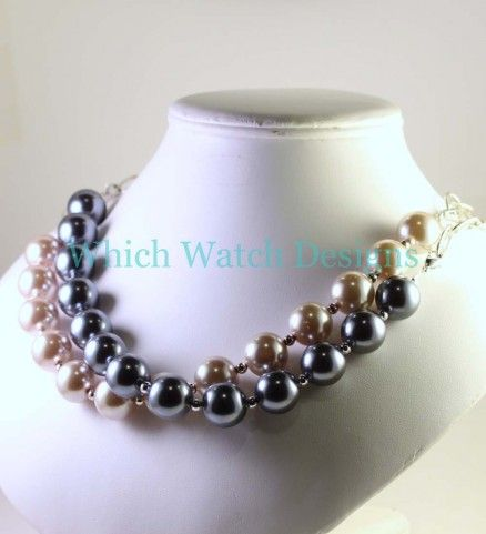 Simply Pearl Necklace Enhancer - Which Watch Designs