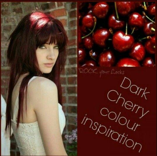 best 25 cherry coke hair ideas on pinterest dark cherry