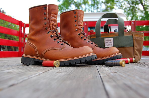 Red Wing 899 Boots