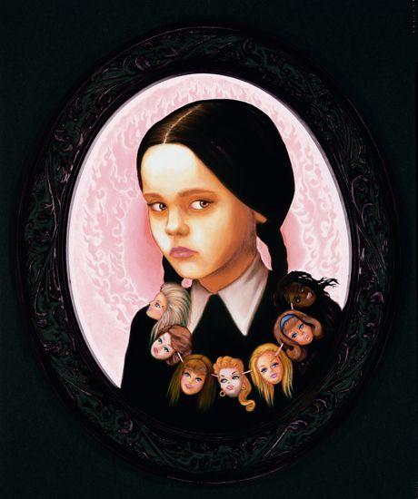 Isabel Samaras, Wednesday the Destroyer, 2003