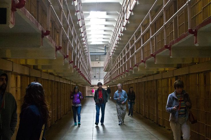 Cell Blocks are now only patrolled by tourists