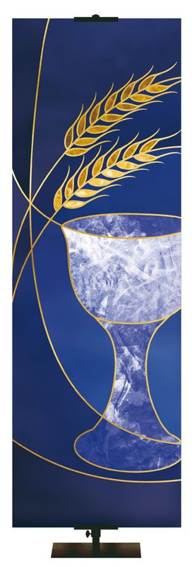 Liturgical Banner Communion