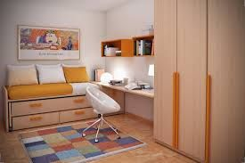 Space Saving for Kids Small Bedroom Design Ideas By Sergi Mengot Workspace for Kids Very Small Bedroom Design Ideas By Sergi Mengot – Home Designs and Pictures