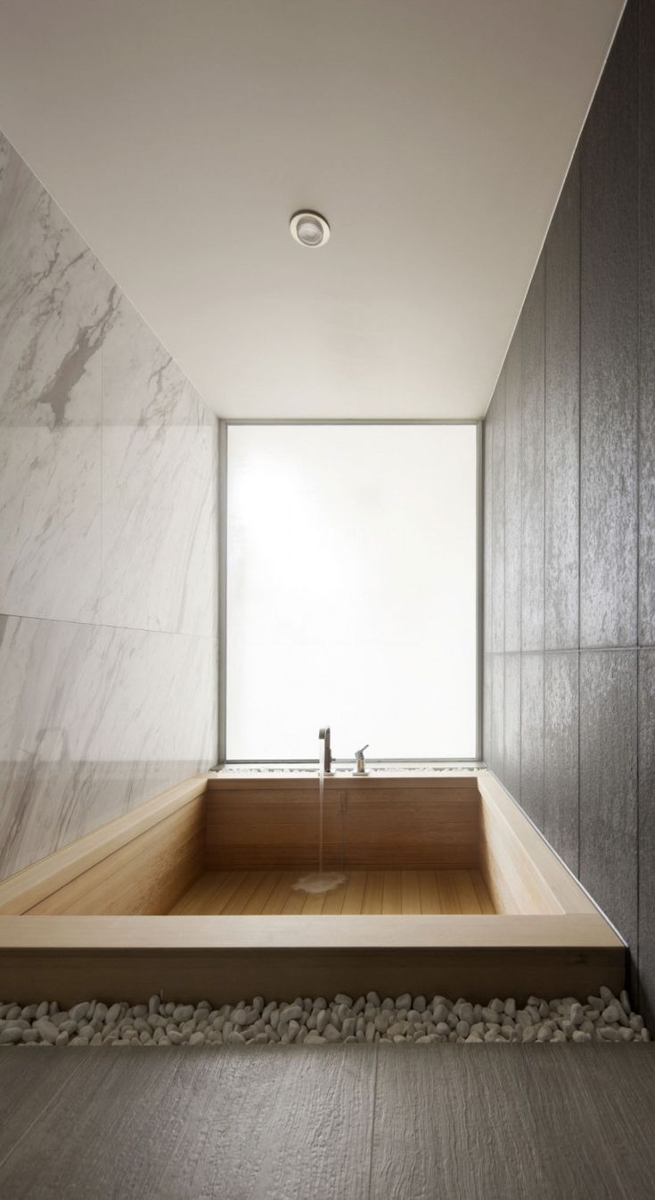 Best 20 sunken bathtub ideas on pinterest sunken tub for Zen type bathroom designs