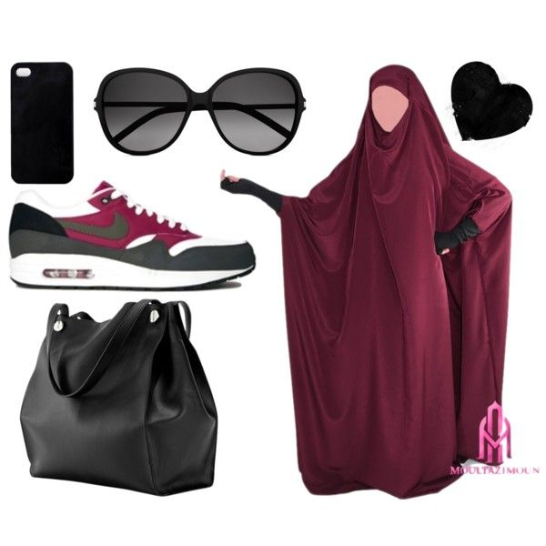 """Week-End with Hiyati <3"" by jilbabi on Polyvore"