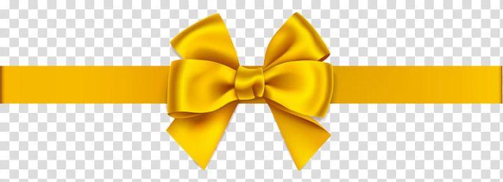 Bows Yellow Ribbon Transparent Background Png Clipart Ribbon Png Yellow Ribbon Flower Illustration