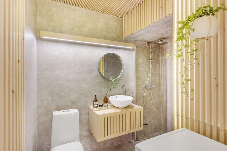 22 besten salle de bain bilder auf pinterest badezimmer