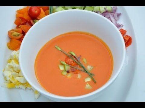 Gazpacho, hiszpański chłodnik - Hiszpanskie JedzenieHiszpanskie Jedzenie
