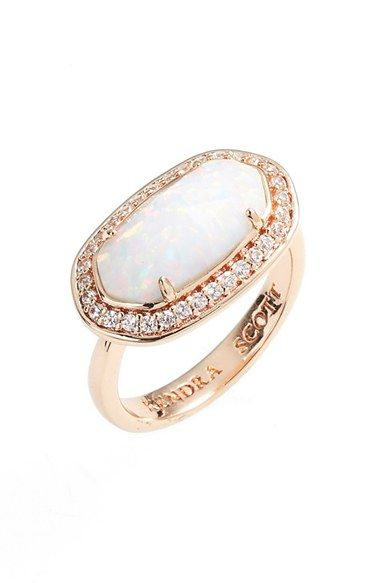 Free shipping and returns on Kendra Scott 'Emmaline' Ring at Nordstrom.com. The perfect complement to your holiday party dress, this playful and elegant cocktail ring is centered with a multifaceted jewel framed by sparkling crystals.