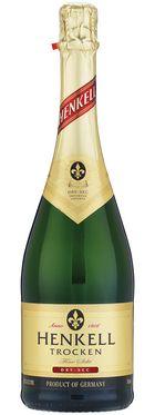 Henkell Trocken Sparkling Wine.  One of the best sparkling wines I have ever tasted!