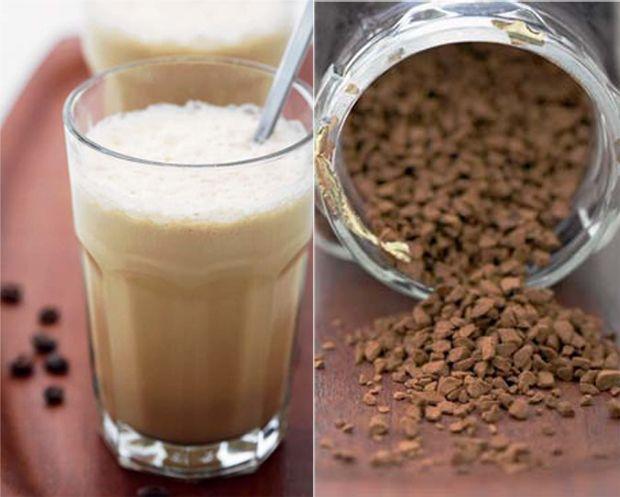 Drømmer du om en iskaffe? Så har du fundet den helt perfekte opskrift lige her!