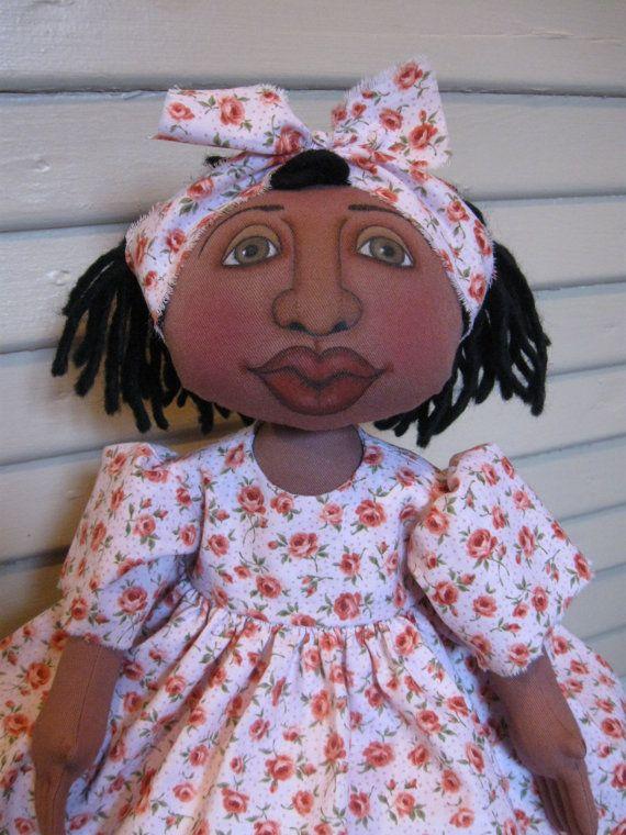 31 Best Mammy Dolls Images On Pinterest Fabric Dolls