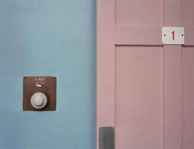 Christian Dorley-Brown's pictures of hospitals in London's Hackney neighbourhood.