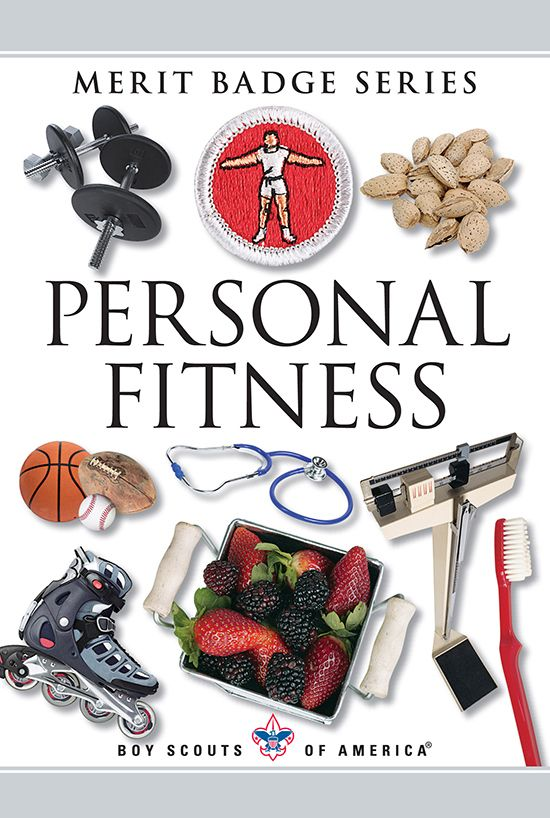 A leader's guide to the Personal Fitness merit badge