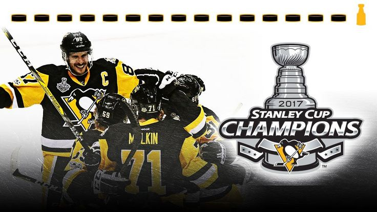 THE #PENGUINS ARE THE 2017 #STANLEYCUP CHAMPIONS!