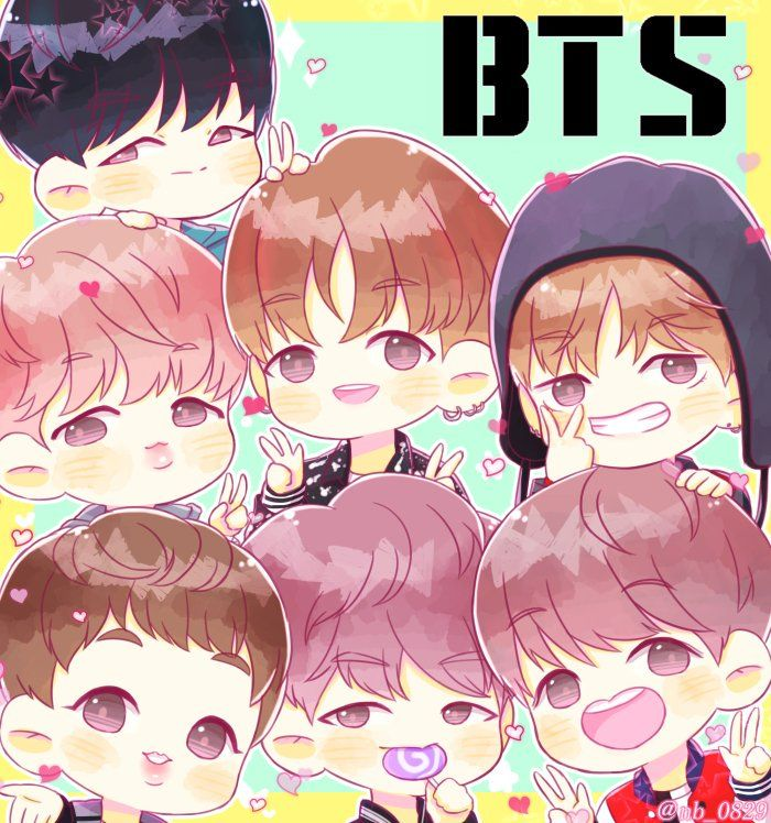 나츠미💕🗯 on BTS, Fanart and Kpop