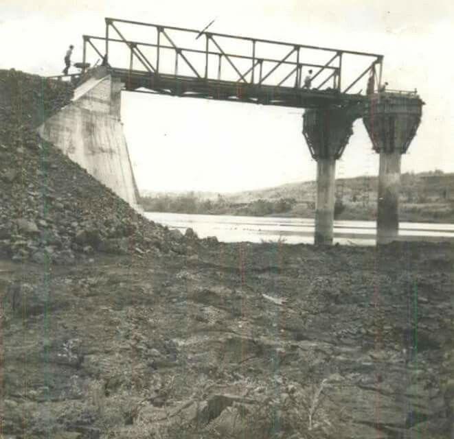 Ponte Afonso Pena, em Itumbiara.
