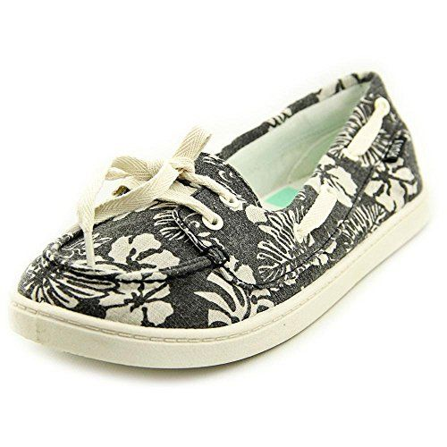 Roxy Ahoy II Women US 9 Black Boat Shoe - http://todays-shopping.xyz/2016/08/03/roxy-ahoy-ii-women-us-9-black-boat-shoe/