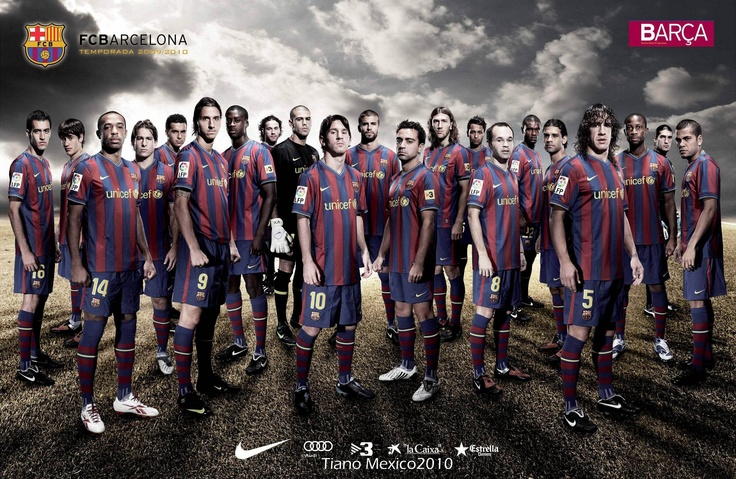 FC Barcelona '09/10
