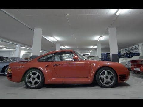 The Hidden Workshops of Porsche Classic [DRIVEN]