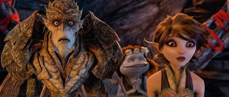 """Lucasfilm is releasing """"Strange Magic"""" a film based on """"A Midsummer Night's Dream"""" featuring music from the past six decades, in January 2015!"""