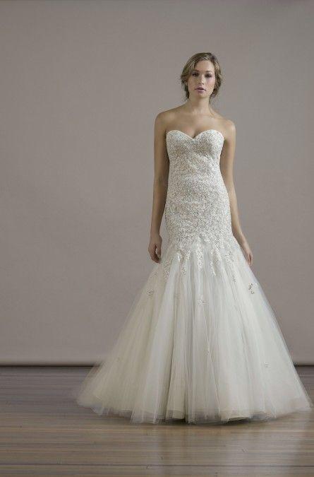 Liancarlo wedding dresses 5802 used