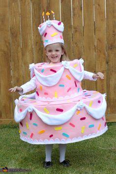 Den fineste lille kageprinsesse #børnefødselsdag #udklædning #inspiration