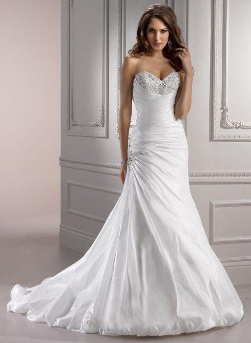 http://pinterest.com/DyalWeddings/mermaid-wedding-dresses/ wedding dresses mermaid style