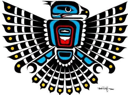 Native American Art Northwest Fine Totem Tattoo