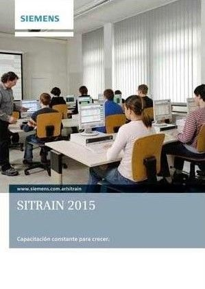 Meet the 2015 #SITRAIN #Cronograma of #Cursos learn together!