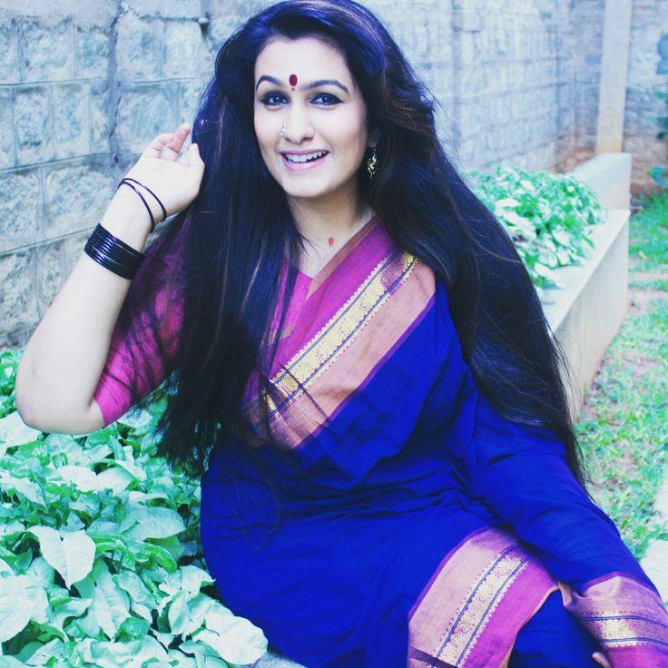 #traditionalsaree #kavithanair