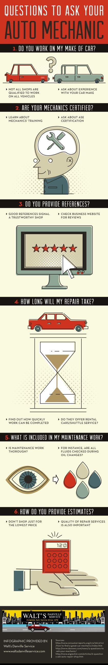 Best 25+ Auto mechanic ideas on Pinterest | Car repair near me ...