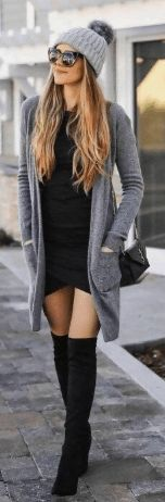 25 Cute Women Fall Outfits For Going Out