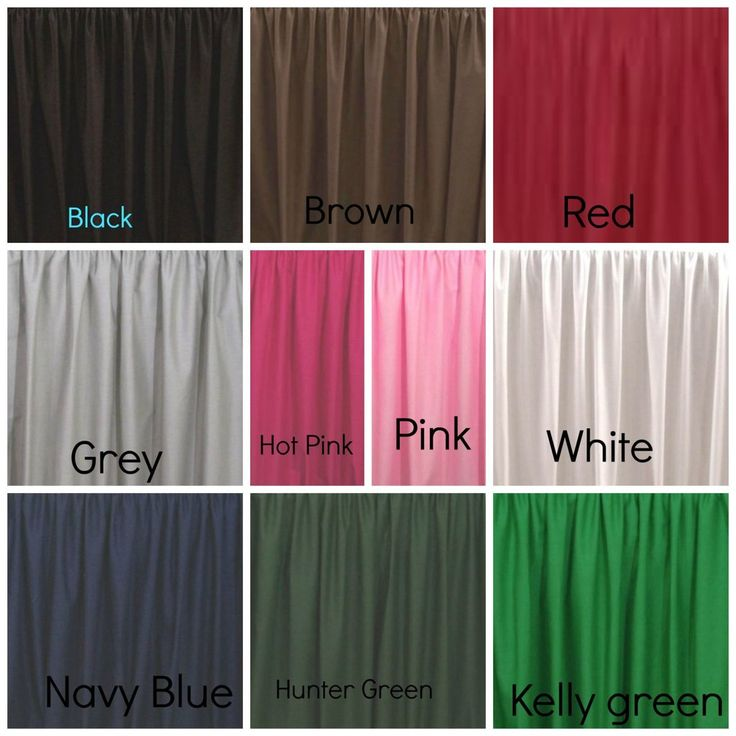 Solid Gathered Ruffle Crib Skirt, Black, Navy Blue, Red, Grey, Pink, Green baby Cribskirt. Fits Toddler's Bed, box Pleat .