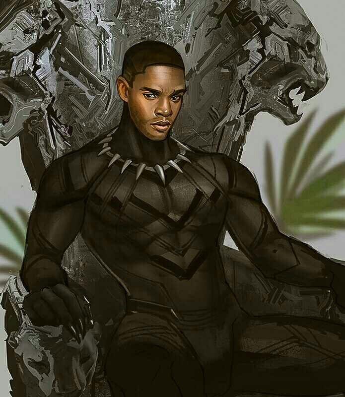 Siyah adam