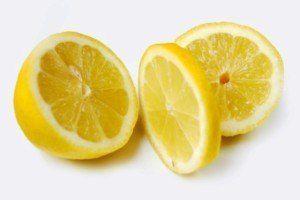 Lemon Boosts Shine & Helps Oily Hair