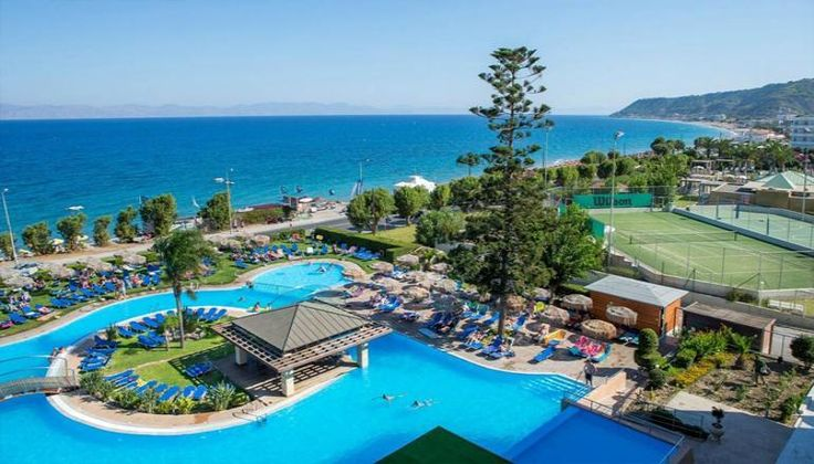 ALL INCLUSIVE στο 4* Oceanis Hotel στη Ρόδο μόνο με 504€!