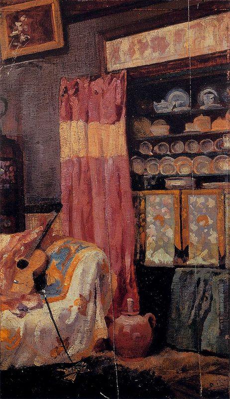 Odoardo Borrani - The Studio
